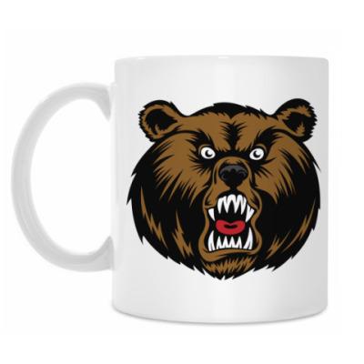 Кружка Crazy Bear