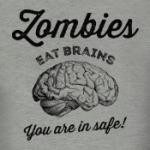 Зомби едят мозги...