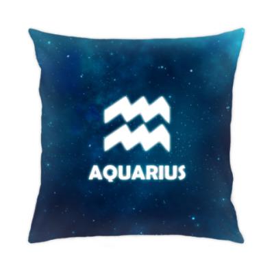 Подушка Знак зодиака. Водолей