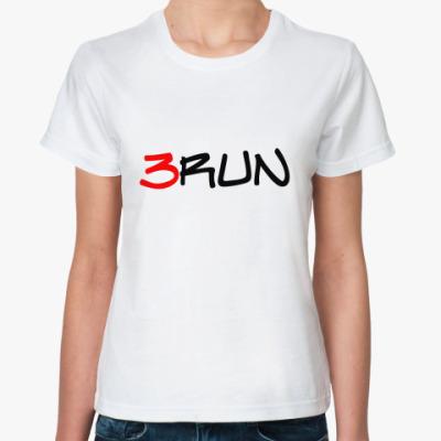 Классическая футболка 3run
