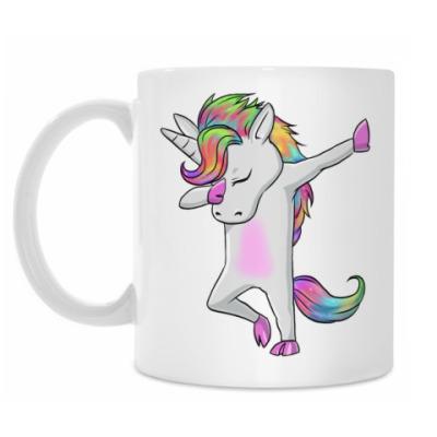 Кружка Dab Unicorn