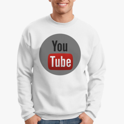Свитшот YouTube