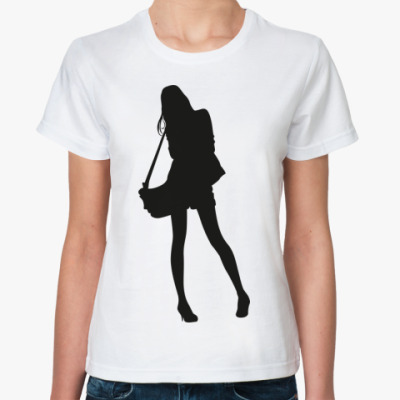 Классическая футболка PrettyGirls