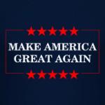 Donald Trump - Make America Great Again - USA