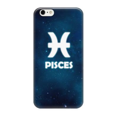 Чехол для iPhone 6/6s Знак зодиака. Рыбы