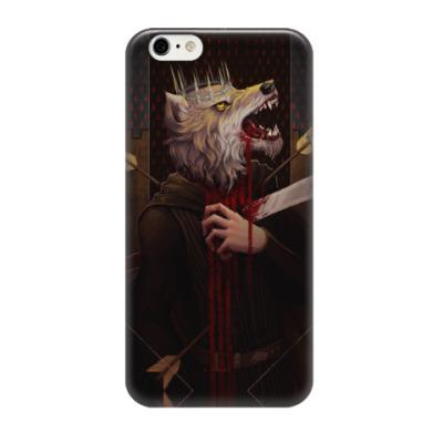 Чехол для iPhone 6/6s STARK - KING OF NORTH