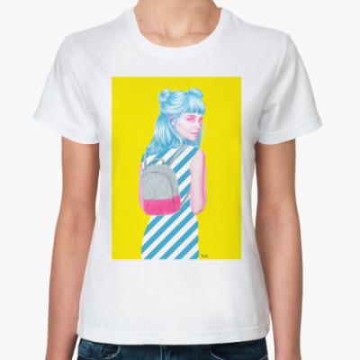 Классическая футболка School Girl