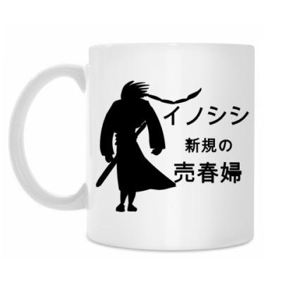 Кружка Самурай