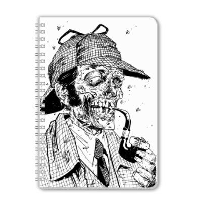 Тетрадь zombie