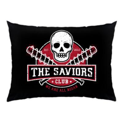 Подушка Walking Dead The Saviors TWD