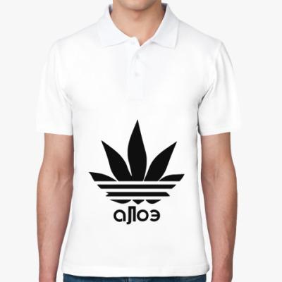 Рубашка поло Алоэ