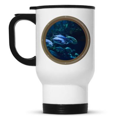 Кружка-термос Подводный мир