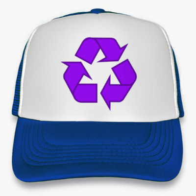 Кепка-тракер Recycling - Переработка