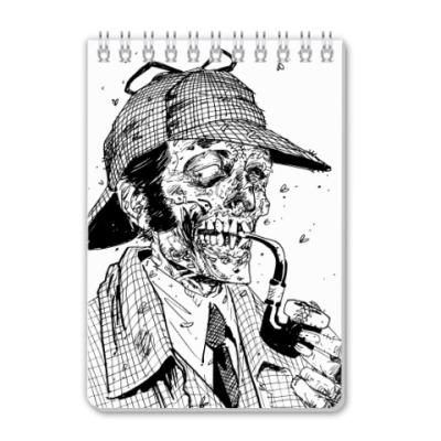 Блокнот zombie