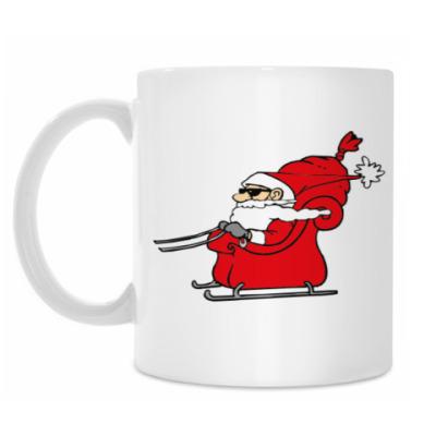 Кружка Cool Santa