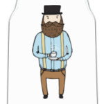 Джентльмен с чашкой чая