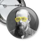 Достоевский в очках Канье Вэста