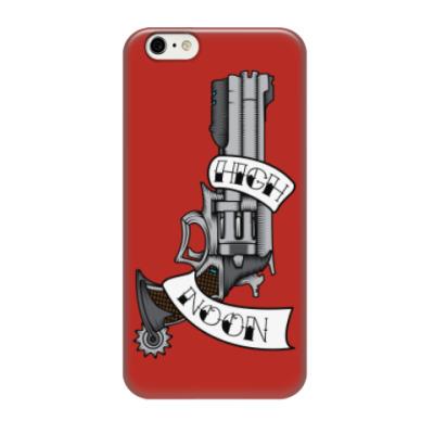 Чехол для iPhone 6/6s Overwatch McCree цитата