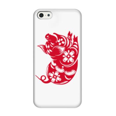 Чехол для iPhone 5/5s Символ года