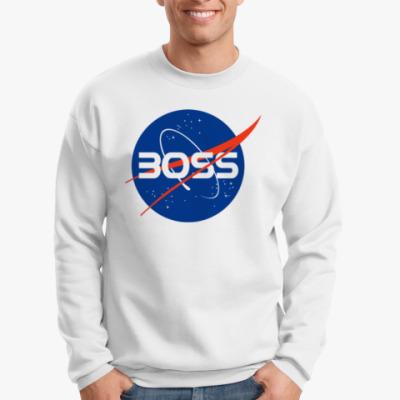 Свитшот NASA BOSS