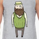 Милый бородатый джентльмен