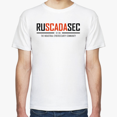 Футболка Мужская футболка RUSCADASEC, v.1