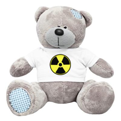 Плюшевый мишка Тедди Радиация