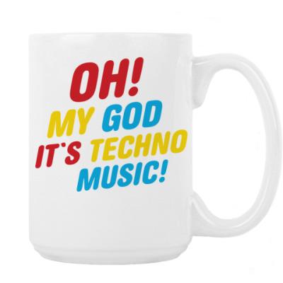 Техно музыка