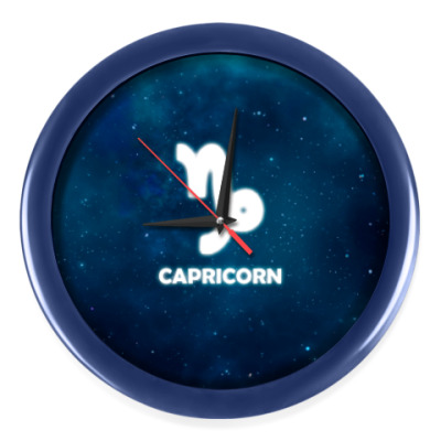 Настенные часы Знак зодиака. Козерог