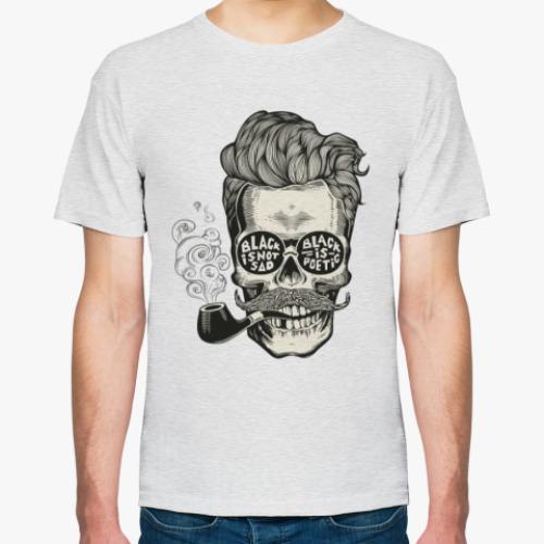 Футболка Smoke Skull