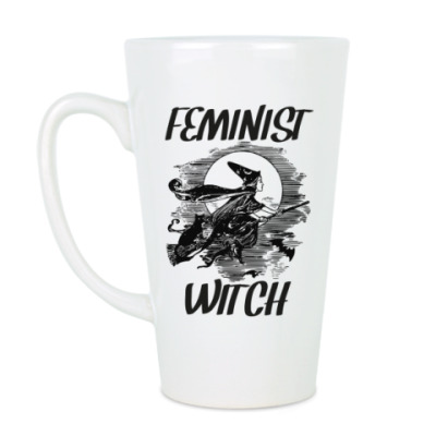 Feminist witch