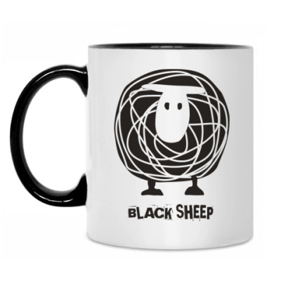 Кружка BLACK SHEEP