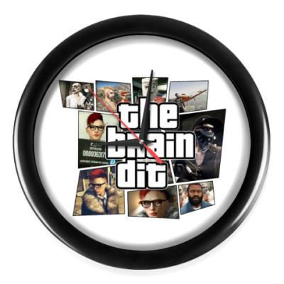 """Настенные часы Часы """"GTA V"""""""