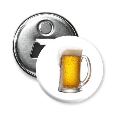 Магнит-открывашка Beer