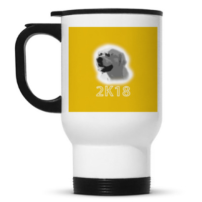 Кружка-термос Год собаки