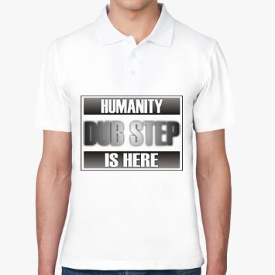 Рубашка поло Dub step