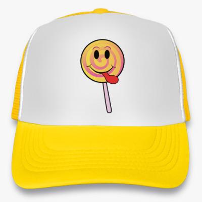 Кепка-тракер Lollipop
