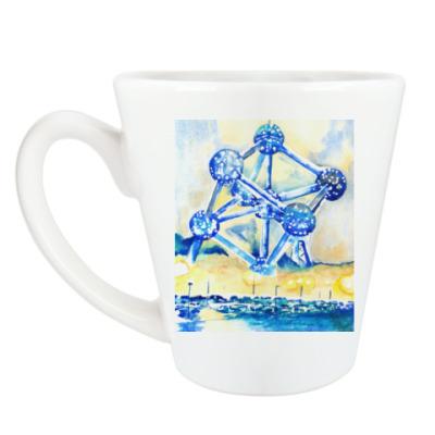 Чашка Латте Атомиум